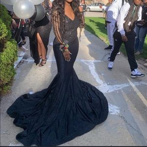 Prom Formal Dress Gown